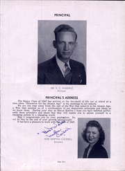 Page 9, 1947 Edition, Simon Kenton High School - Pioneer Yearbook (Independence, KY) online yearbook collection