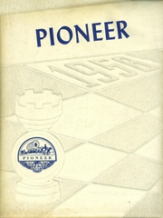 1958 Edition, Simon Kenton High School - Pioneer Yearbook (Independence, KY)