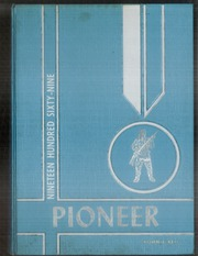 1969 Edition, Simon Kenton High School - Pioneer Yearbook (Independence, KY)