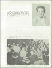 Page 15, 1951 Edition, Campbell County High School - Caravan Yearbook (Alexandria, KY) online yearbook collection
