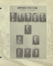 Page 11, 1941 Edition, Hopkinsville High School - Orange and Black Yearbook (Hopkinsville, KY) online yearbook collection