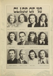 Page 17, 1948 Edition, Hopkinsville High School - Orange and Black Yearbook (Hopkinsville, KY) online yearbook collection