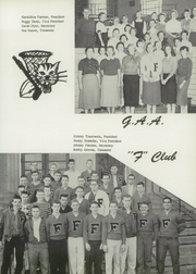 Fern Creek High School - Tiger Yearbook (Louisville, KY) online yearbook collection, 1957 Edition, Page 121