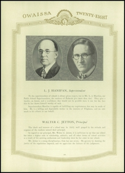 Page 14, 1928 Edition, Paducah Tilghman High School - Owaissa Yearbook (Paducah, KY) online yearbook collection
