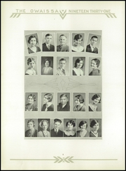 Page 12, 1931 Edition, Paducah Tilghman High School - Owaissa Yearbook (Paducah, KY) online yearbook collection