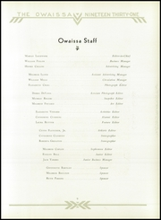 Page 13, 1931 Edition, Paducah Tilghman High School - Owaissa Yearbook (Paducah, KY) online yearbook collection