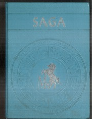 1970 Edition, Moore High School - Saga Yearbook (Louisville, KY)