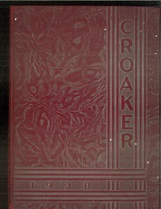 1938 Edition, Russell High School - Croaker Yearbook (Russell, KY)