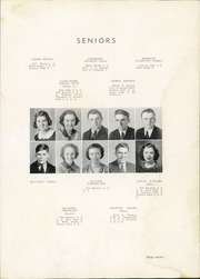 Page 13, 1938 Edition, Russell High School - Croaker Yearbook (Russell, KY) online yearbook collection