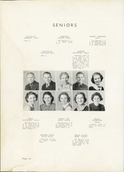 Page 16, 1938 Edition, Russell High School - Croaker Yearbook (Russell, KY) online yearbook collection
