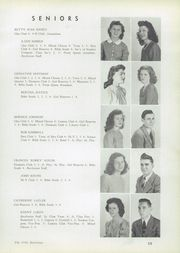 Page 17, 1946 Edition, Russell High School - Croaker Yearbook (Russell, KY) online yearbook collection