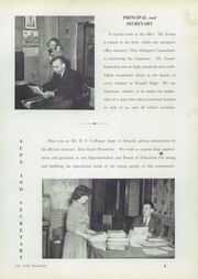 Page 9, 1946 Edition, Russell High School - Croaker Yearbook (Russell, KY) online yearbook collection