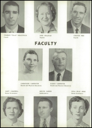 Page 10, 1958 Edition, Russell High School - Croaker Yearbook (Russell, KY) online yearbook collection