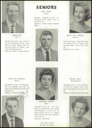 Page 13, 1958 Edition, Russell High School - Croaker Yearbook (Russell, KY) online yearbook collection