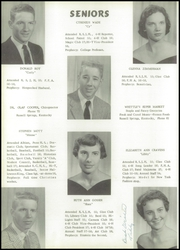 Page 14, 1958 Edition, Russell High School - Croaker Yearbook (Russell, KY) online yearbook collection