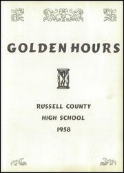 Page 5, 1958 Edition, Russell High School - Croaker Yearbook (Russell, KY) online yearbook collection
