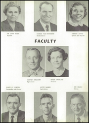 Page 9, 1958 Edition, Russell High School - Croaker Yearbook (Russell, KY) online yearbook collection