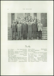 Page 10, 1947 Edition, Bowling Green High School - Beacon Yearbook (Bowling Green, KY) online yearbook collection