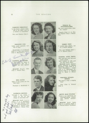Page 14, 1947 Edition, Bowling Green High School - Beacon Yearbook (Bowling Green, KY) online yearbook collection