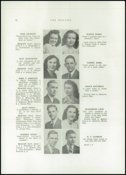Page 16, 1947 Edition, Bowling Green High School - Beacon Yearbook (Bowling Green, KY) online yearbook collection