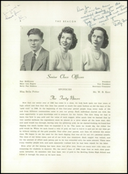 Page 12, 1949 Edition, Bowling Green High School - Beacon Yearbook (Bowling Green, KY) online yearbook collection