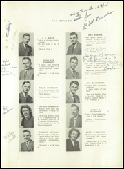 Page 13, 1949 Edition, Bowling Green High School - Beacon Yearbook (Bowling Green, KY) online yearbook collection