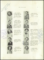 Page 15, 1949 Edition, Bowling Green High School - Beacon Yearbook (Bowling Green, KY) online yearbook collection