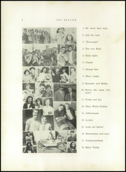 Page 8, 1949 Edition, Bowling Green High School - Beacon Yearbook (Bowling Green, KY) online yearbook collection