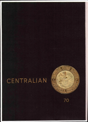 Page 1, 1970 Edition, Central High School - Centralian Yearbook (Louisville, KY) online yearbook collection