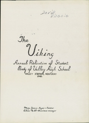 Page 3, 1942 Edition, Valley High School - Viking Yearbook (Valley Station, KY) online yearbook collection