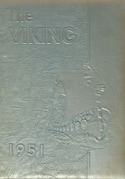 Valley High School - Viking Yearbook (Valley Station, KY) online yearbook collection, 1951 Edition, Page 1