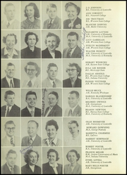 Page 12, 1952 Edition, Valley High School - Viking Yearbook (Valley Station, KY) online yearbook collection