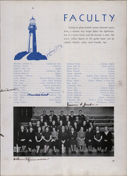 Page 15, 1940 Edition, Newport High School - Newportian Yearbook (Newport, KY) online yearbook collection
