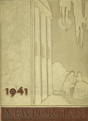 Newport High School - Newportian Yearbook (Newport, KY) online yearbook collection, 1941 Edition, Page 1