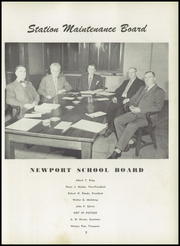 Page 11, 1950 Edition, Newport High School - Newportian Yearbook (Newport, KY) online yearbook collection