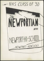 Page 6, 1950 Edition, Newport High School - Newportian Yearbook (Newport, KY) online yearbook collection