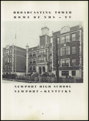 Page 9, 1950 Edition, Newport High School - Newportian Yearbook (Newport, KY) online yearbook collection