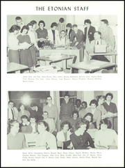 Page 11, 1960 Edition, Elizabethtown High School - Etonian Yearbook (Elizabethtown, KY) online yearbook collection