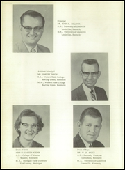 Page 12, 1960 Edition, Pleasure Ridge Park High School - Panther Yearbook (Pleasure Ridge Park, KY) online yearbook collection