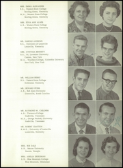 Page 13, 1960 Edition, Pleasure Ridge Park High School - Panther Yearbook (Pleasure Ridge Park, KY) online yearbook collection