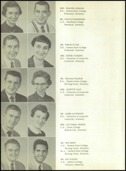 Page 14, 1960 Edition, Pleasure Ridge Park High School - Panther Yearbook (Pleasure Ridge Park, KY) online yearbook collection