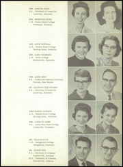 Page 15, 1960 Edition, Pleasure Ridge Park High School - Panther Yearbook (Pleasure Ridge Park, KY) online yearbook collection