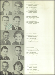 Page 16, 1960 Edition, Pleasure Ridge Park High School - Panther Yearbook (Pleasure Ridge Park, KY) online yearbook collection