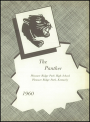 Page 5, 1960 Edition, Pleasure Ridge Park High School - Panther Yearbook (Pleasure Ridge Park, KY) online yearbook collection