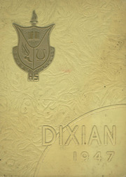Page 1, 1947 Edition, Dixie Heights High School - Dixian Yearbook (Fort Mitchell, KY) online yearbook collection