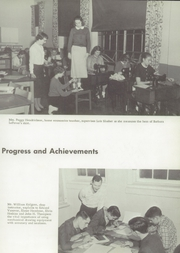 Page 11, 1958 Edition, Bell County High School - Bobcat Yearbook (Pineville, KY) online yearbook collection