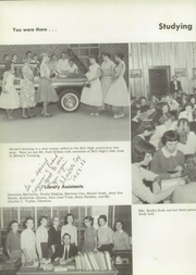 Page 12, 1958 Edition, Bell County High School - Bobcat Yearbook (Pineville, KY) online yearbook collection