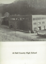 Page 6, 1958 Edition, Bell County High School - Bobcat Yearbook (Pineville, KY) online yearbook collection