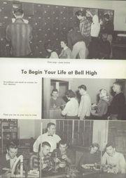 Page 9, 1958 Edition, Bell County High School - Bobcat Yearbook (Pineville, KY) online yearbook collection