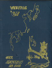 1967 Edition, Davidson (DE 1045) - Naval Cruise Book
